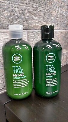 Paul Mitchell Tea Tree Special Shampoo & Conditioner Duo 10.14 oz ea Free Ship