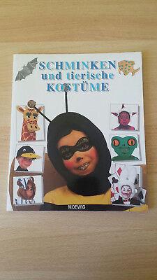 Schminken und tierische Kostüme  - Moewig Verlag 1999 / 44 - Tierische Kostüm