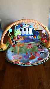 Fisher price piano dangly arch play mat! Murray Bridge Murray Bridge Area Preview