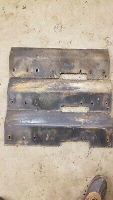 Rear Door Counterweights 6725256 - Bobcat 773