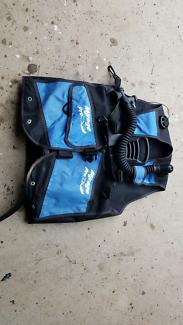 Scuba diving BCD