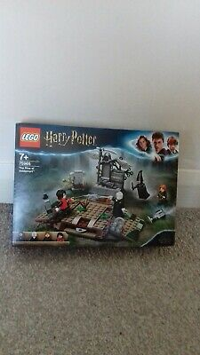 LEGO HARRY POTTER THE RISE OF VOLDEMORT SET (75965)