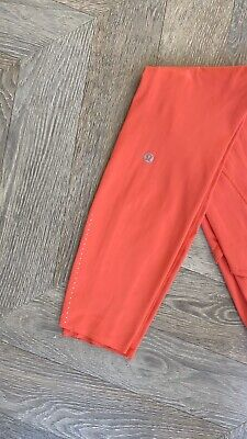 Lululemon Fast And Free Leggings US6 UK10 Excellent Condition