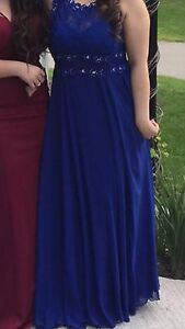 New blue dress 2XL with tag on