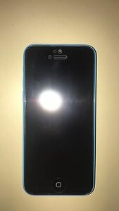 IPhone 5c Baby Blue Unlocked mint condition Melton Melton Area Preview