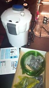 1400l/h external filter with uv filter new for aquarium Southport Gold Coast City Preview