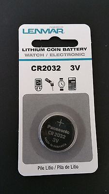 Panasonic CR2032 3V battery CR2032 Lith Coin Battery