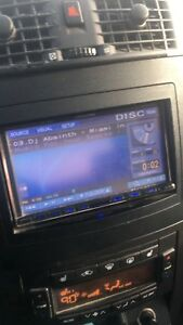 Alpine double din