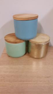 Kmart jars