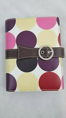 Franklin Covey 365 Compact Monthlyweekly Organizer Planner Binder Undated Dots