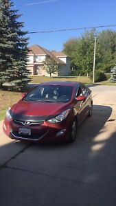 2013 Hyundai Elantra  trade for truck
