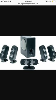 Wanted: Logitech speakers