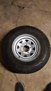 New Cooper A/T 3 265/70R16 tire on a sunraiser rim. Ryde Ryde Area Preview