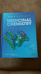Foye's Principles of Medicinal Chemistry Forest Lake Brisbane South West Preview