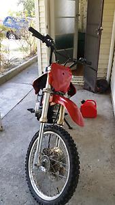 Bandit 150cc and registered homemade bike trailer New Norfolk Derwent Valley Preview