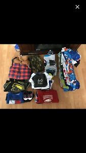 Baby boy clothing lot 70+ items