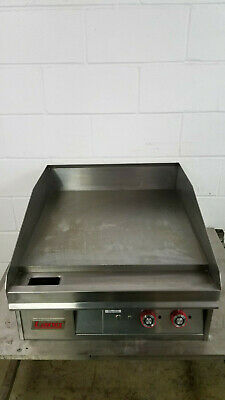 Lang 124t 24 Countertop Griddle 380 Volts 3 Phase New Tested