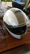 Motocycle helmet Alexandra Headland Maroochydore Area Preview