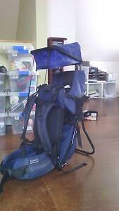 Kathmandu Blue Hiker Back Pack (Baby) West Melbourne Melbourne City Preview