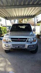 2000 Mitsubishi Pajero NM Exceed Auto Great Family 7 Seater!