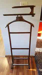 Vintage Clothes Valet Stand Belrose Warringah Area Preview
