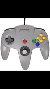 ISO N 64 Controller