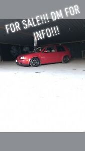 VW mk4 1.8t gti for sale!!!!