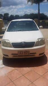 2001 Toyota Corolla Sedan Jacobs Well Gold Coast North Preview