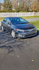 2012 Honda Civic ex Berline