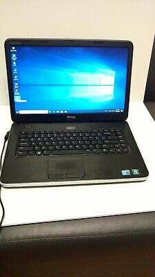 Dell Vostro 1540 Laptop Intel i3 CPU M370 @ 2.40GHz 4GB RAM 320GB HDD Win 10