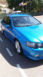 2004 BA FORD FALCON XR6 TURBO  Annandale Townsville City Preview