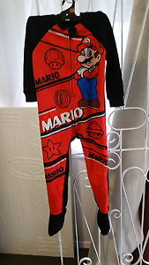 Mario onesie size 5 Mitchelton Brisbane North West Preview