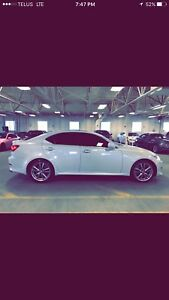 Lexus is350 fsport pkg