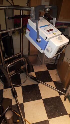 xray machine wireless exposure with battery