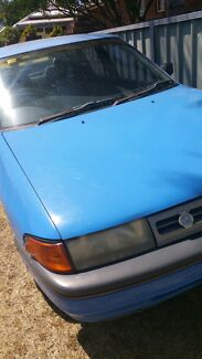 1991  KF  Ford Laser West Tamworth Tamworth City Preview