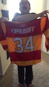 Kiprusoff  jersey