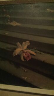 "Framed print of one of Tretchikoff's originals, ""Lost Orchid"" Footscray Maribyrnong Area Preview"