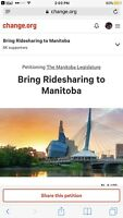 BRING UBER TO WINNIPEG!!!