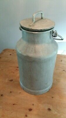 French milk churn