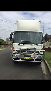 Truck Curtainsider Low kms Fairfield West Fairfield Area Preview