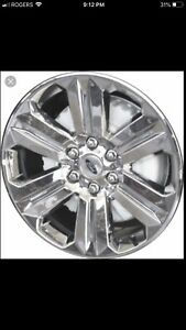 Wanted F-150 Rims