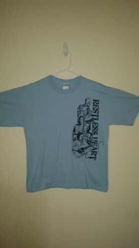 Restless Heart Band Shirt