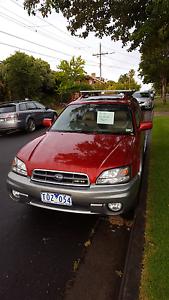 Subaru Outback Bundoora Banyule Area Preview