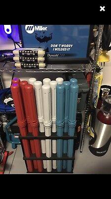 Tig Welding Filler Rod Storage Holder Storage Tubes