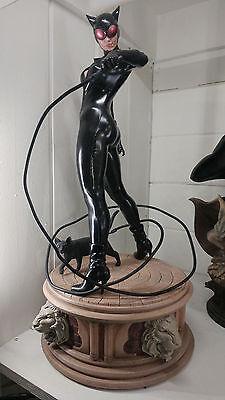 Sideshow EXCLUSIVE CATWOMAN Premium Format 1/4 Figure Statue