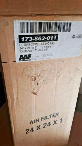 AAF 173-863-011   PerfectPleat Ultra FILTER (12 PER CASE)