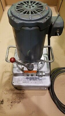 Greenlee 960 Electric Hydraulic Pump 10000 Psi - Works Perfect Ships Free