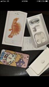 64G iPhone (Rose Gold 6S Plus) Manufacturer Unlocked