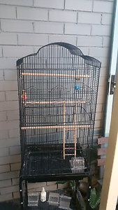 Stylish birdcage with stand Altona North Hobsons Bay Area Preview