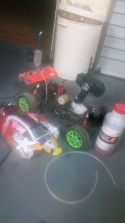Thunder tiger 1/8th nitro buggy Templestowe Manningham Area Preview